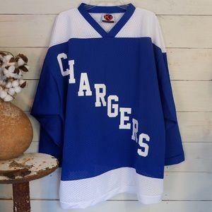 Mens K1 Sportswear Chargers Est 1979 Jersey